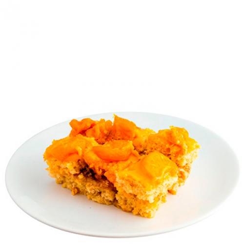 Постный фруктовый торт, 0,5 кг