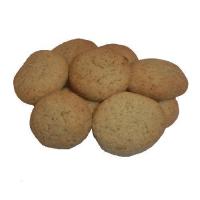 Печенье со свежим имбирем - Ржаной имбирь
