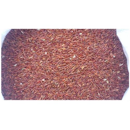 Рис красный (нешлифованный), 1 кг