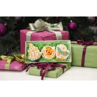 Рождественский подарочный набор с гусем