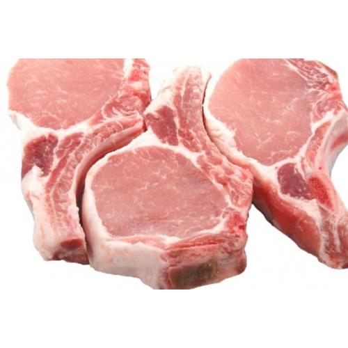 Свинина: Корейка (на ребре), 1 кг