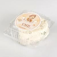 Сыр Домашний (с зеленью)