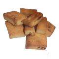 Сладкие хлебцы с клюквой